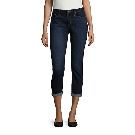 1121bdfd7d4eb ana Skinny Denim Ankle CropJeans JCPenney