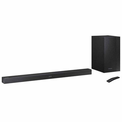 Samsung 2.1 Channel 200W Sound Bar with Wireless Subwoofer