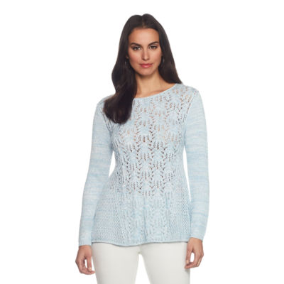 Skyes The Limit St. Mortiz Sequin Pullover Sweater- Plus
