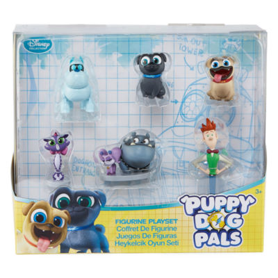 Disney 6-pc. Puppy Dog Pals Figure Set