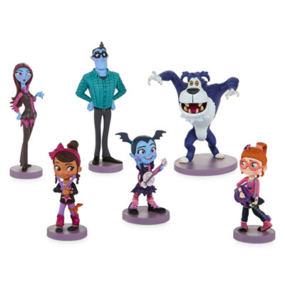 Disney 6-pc. Vampirina Figure Set