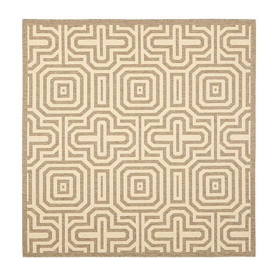 Safavieh Klara Geometric Square Indoor/Outdoor Rugs
