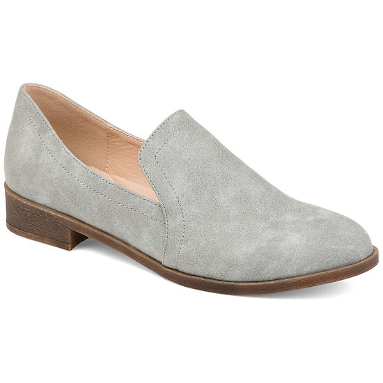 Journee Collection Womens Kellen Loafers Slip-on Pointed Toe