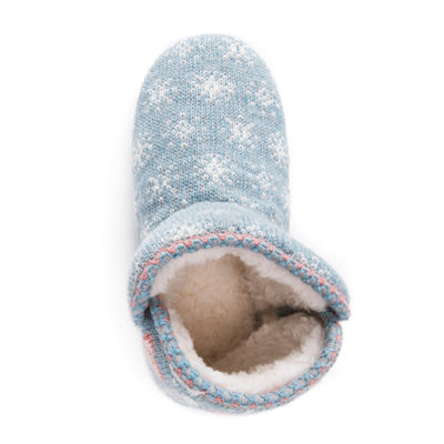 Muk Luks Women'S Leigh Bootie Bootie Slippers