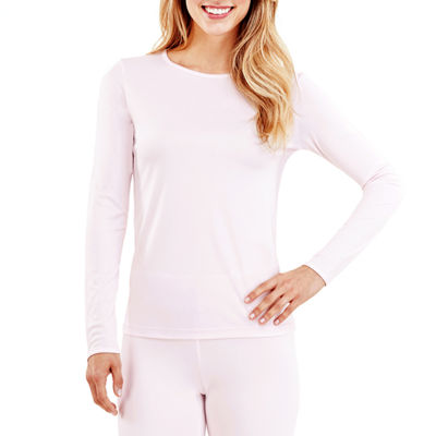 Cuddl Duds Climatesmart Thermal Shirt-Plus