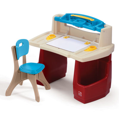 Step2 Deluxe Art Master Desk Jcpenney