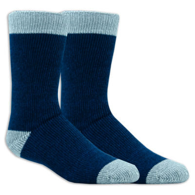 St. John's Bay Crew Socks-Mens