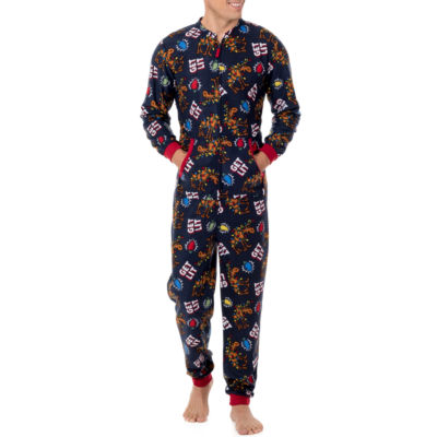 Wembley Funsie Onesie You're Still Naughty 1 Piece Pajama -Men's