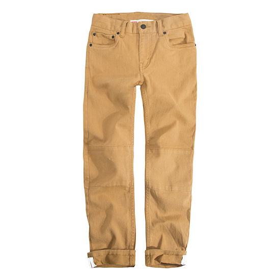 Levi's Toddler Boys 511 Straight Stretch Regular Fit Jean