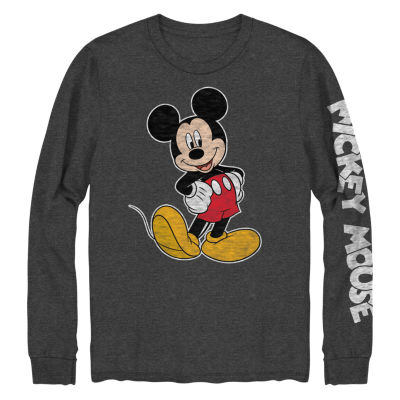 Mickey Mouse Pose Graphic Tee