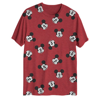 Mickey Mouse Smiling Graphic Tee