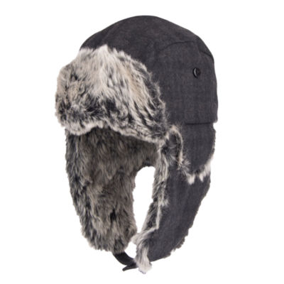 Dockers® Plaid Trapper Hat