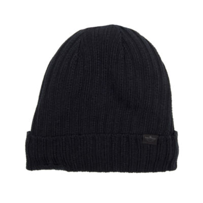 Dockers® Faux Fur Lined Ribbed Beanie