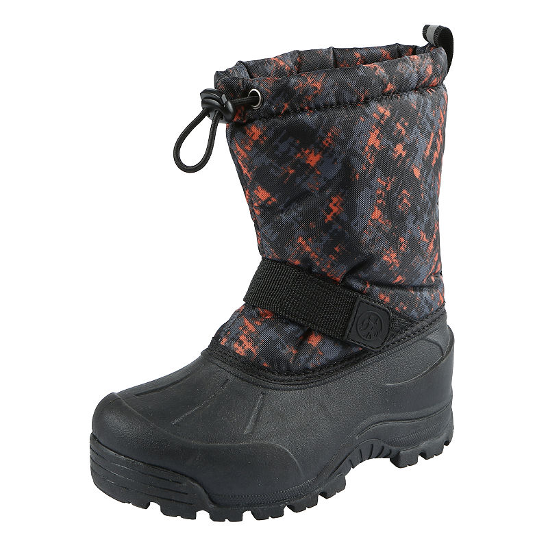 09bef82e0d43 ... (Toddler Little Kid  UPC 679759296271 product image for Northside  Frosty Boys Waterproof Fleece Lined Insulated Snow Boots