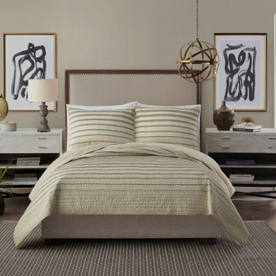 Ayesha Curry Varigated Stripe Quilt