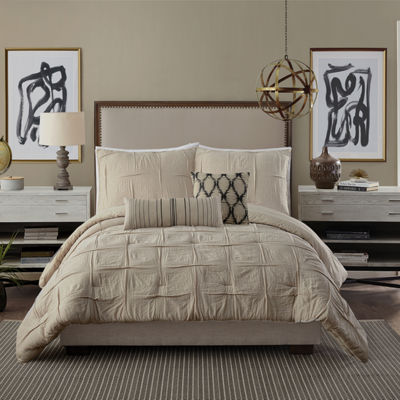 Ayesha Curry Natural Instincts 3-pc. Comforter Set & Accessories