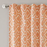 Madison Park Ella Rod-Pocket Curtain Panel