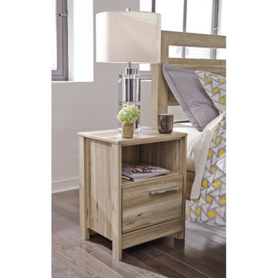 Signature Design by Ashley® Benchcraft® Kianni 1-Drawer Night Stand