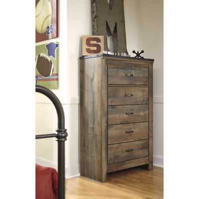 Signature Design by Ashley® Trinell 5-Drawer Chest
