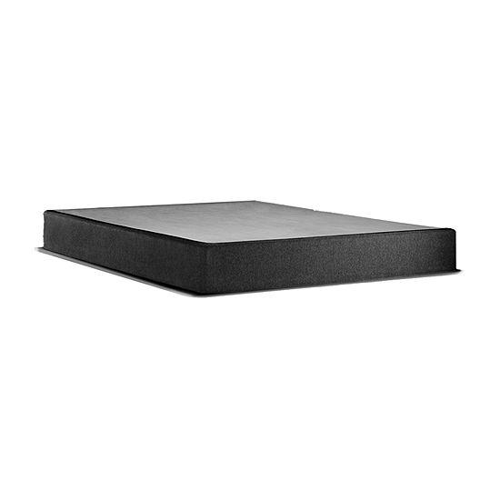 tempur pedic flat foundation 9 high profile box spring jcpenney. Black Bedroom Furniture Sets. Home Design Ideas