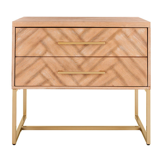 Estelle 2-Drawer Nightstand