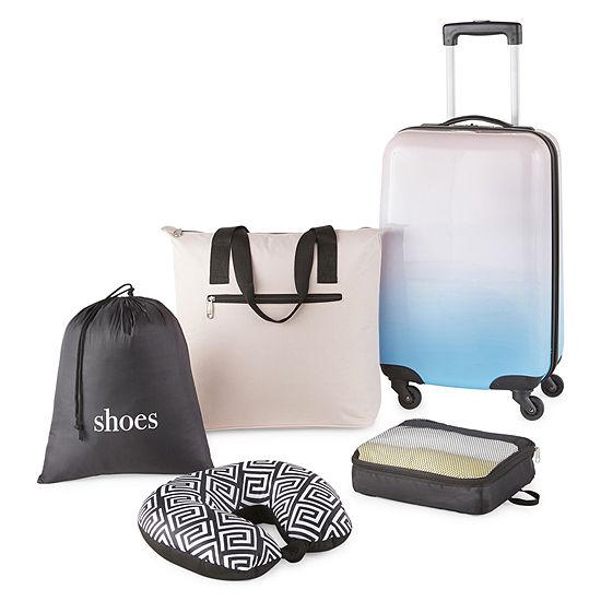Protocol Emery 5-pc. Hardside Luggage Set