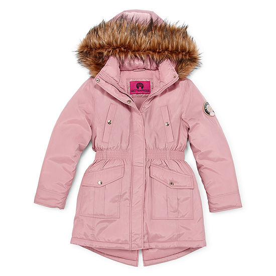 Weatherproof Girls Heavyweight Anorak