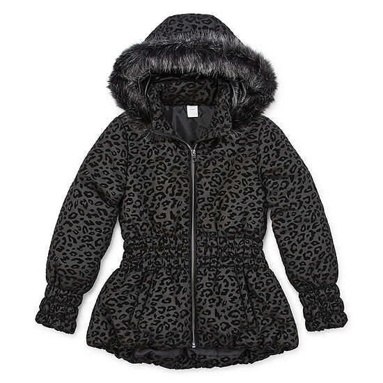 Arizona Girls Heavyweight Puffer Jacket
