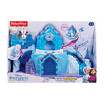 Disney Collection Frozen Elsa'S Ice Palace By Little People