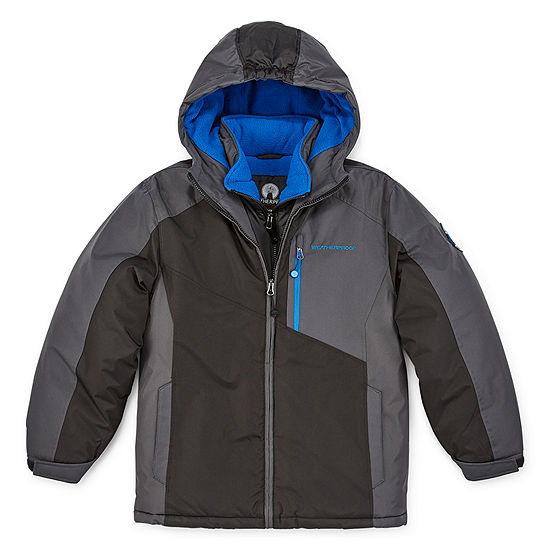 Weatherproof Vestee Heavyweight Ski Jacket Preschool / Big Kid Boys