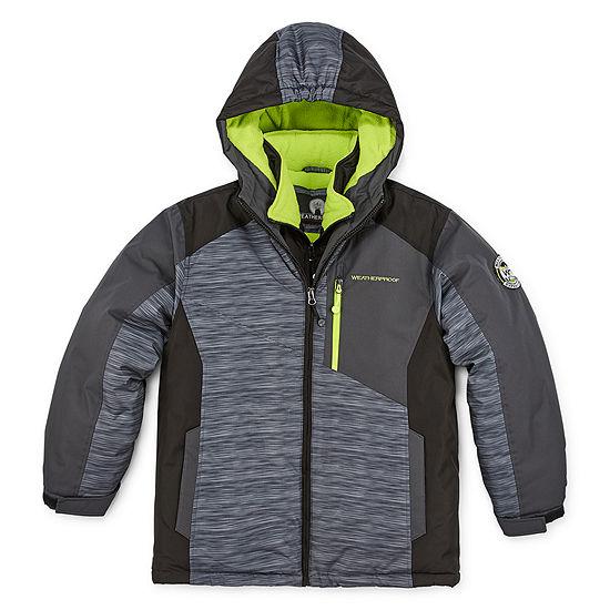 Weatherproof Vestee Boys Heavyweight Ski Jacket Preschool / Big Kid