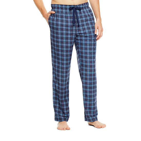 Haggar Mens Knit Pajama Pants