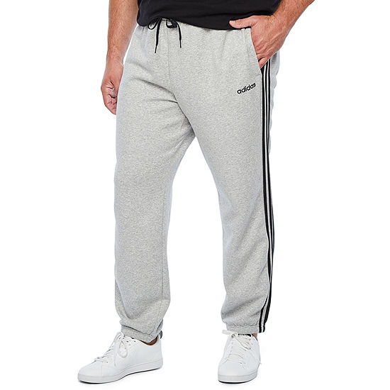 adidas Mens Sweatpant-Big and Tall