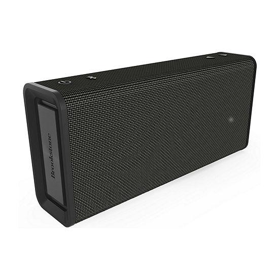 Brookstone Tidal Wave Waterproof Portable Wireless Speaker