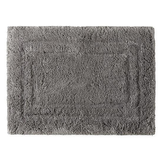 Liz Claiborne Luxury Egyptian Cotton Bath Rug