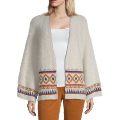 a.n.a Womens Long Sleeve Cardigan Sweater