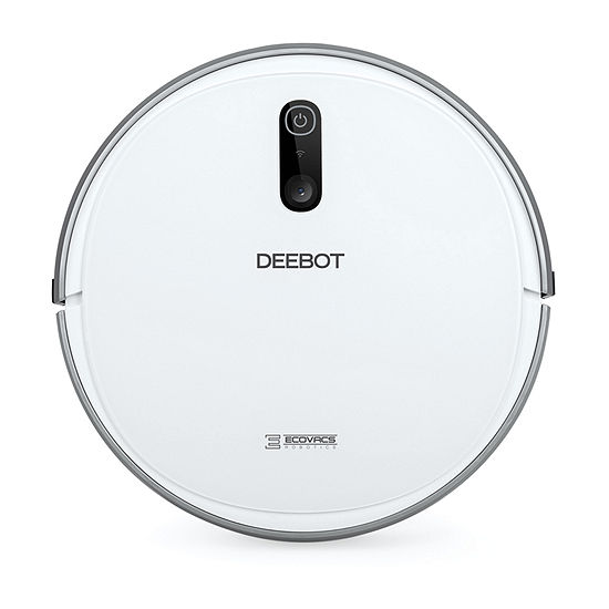 EcoVacs Deebot 710 Robot Vacuum Cleaner with Smart Navi 2.0, Visual Mapping and Smart Navigation, Carpets and Hard Floors, Works with Alexa and Google Assistant