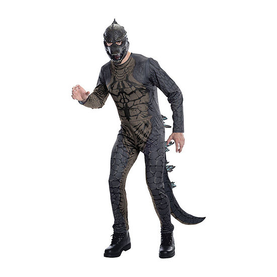 Godzilla: King Of The Monsters Classic Adult 3-pc. Dress Up Costume Mens