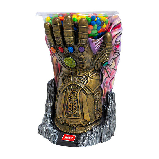 Avengers: Infinity War Infinity Gauntlet Candy Bowl 2-pc. Avengers Dress Up Costume Unisex