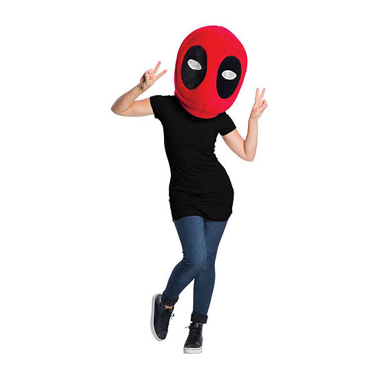 Marvel Universe Adult Deadpool Oversized Mask