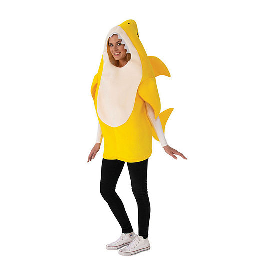 Baby Shark - Adult Baby Shark Costume One Size Fits Most