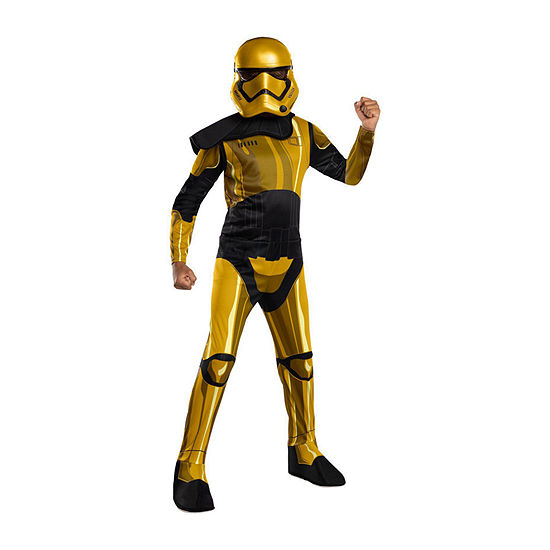 Star Wars Resistance Classic Commander Pyre Child Costume