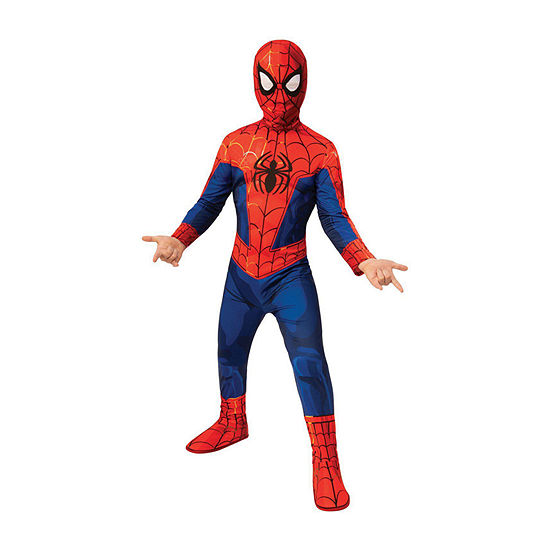 Spider-Man: Into The Spider-Verse Peter Parker 2-pc Child Dress Up Costume Boys