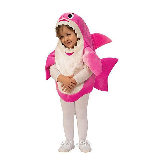 Mommy Shark Costume - Toddler