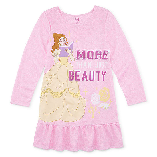 Disney Girls Nightshirt Beauty and the Beast