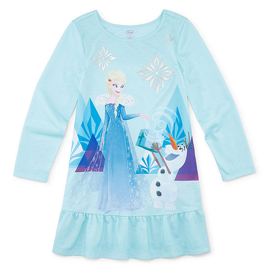 Disney Girls Nightshirt Frozen