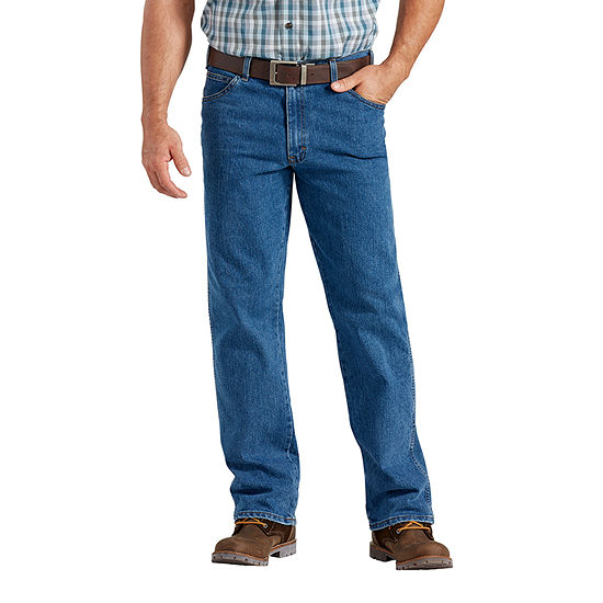 Dickies Active Waist Performance Stretch Straight Relaxed Fit Jean