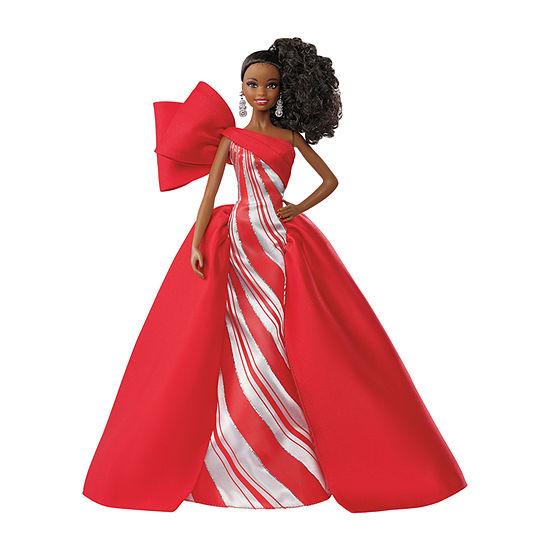 Barbie 2019 Holiday Barbie Doll