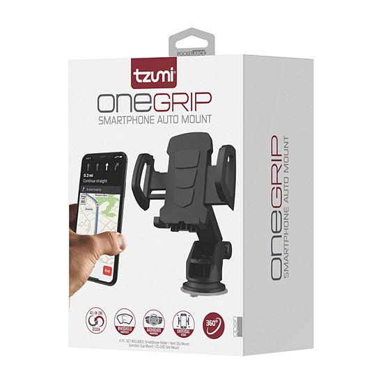 Tzumi OneGrip Smartphone Auto Mount