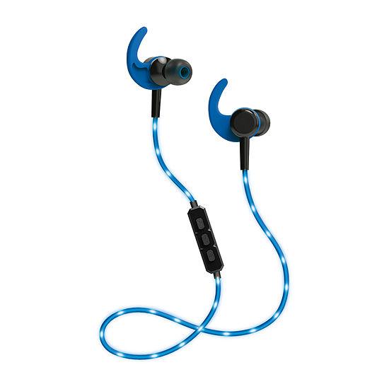 Sharper Image Light-Up LED Bluetooth Earbuds